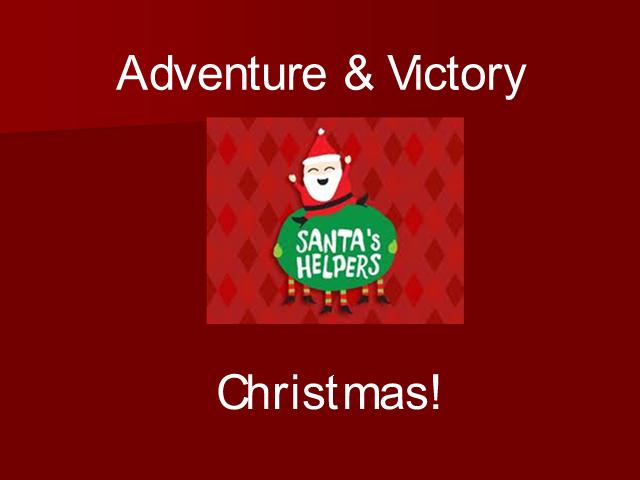 Santa's Helpers Toy Giveaway!