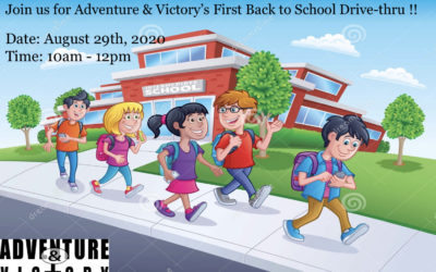 What Shaletha Marshall has to say about Adventure Victory Back-to-School