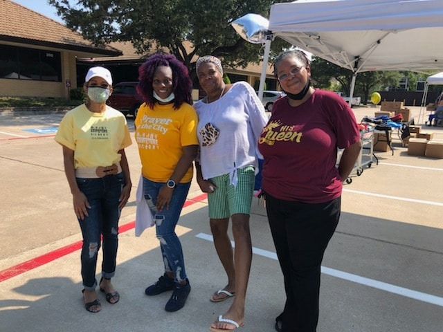 Back to School Outreach 2020 Drive-Thru Success!